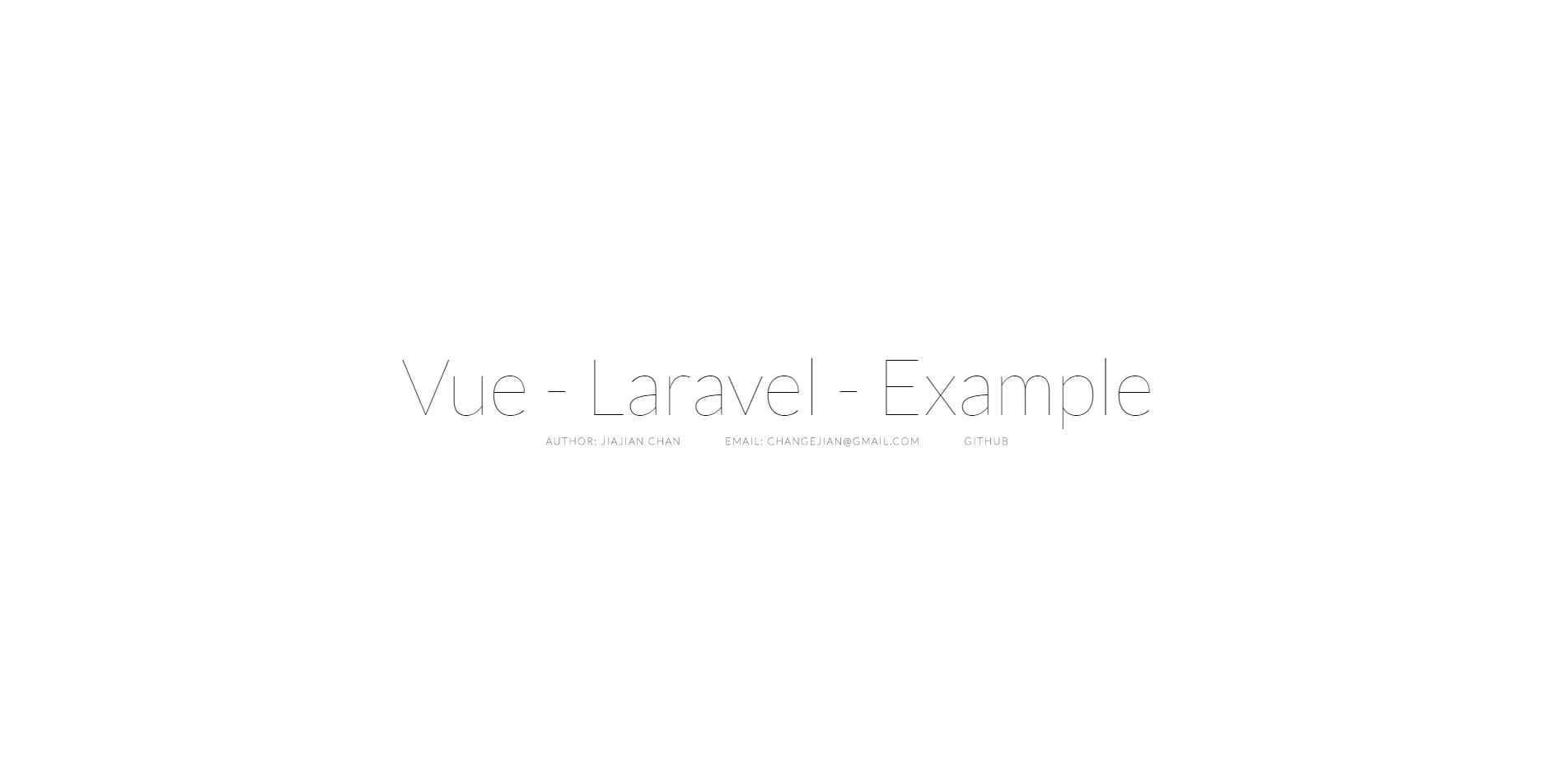 laravel-vue